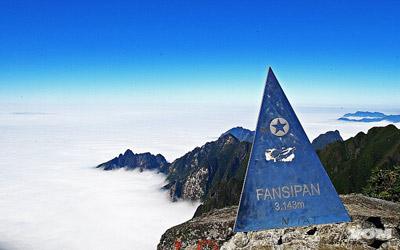 Kết quả hình ảnh cho chinh phục đỉnh fansipan