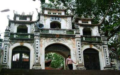 Tour du lịch Đền Bà Chúa Kho-Đền Đô-Chùa Phật Tích