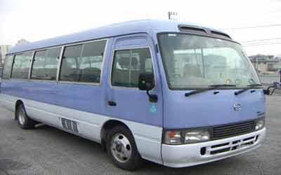 Cho thuê xe du lịch Huyndai County 29 chỗ