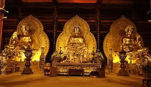 Pho tượng Phật lớn nhất