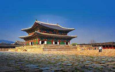 Cung-dien-Hoang-gia-Kyong-bok-han-quoc