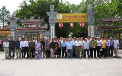 Đền Bà Chúa Kho-Đền Đô-Chùa Phật Tích tại Bắc Ninh