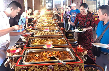 buffet-tour-bali-indonesia