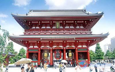 Chua-Asakussa-Kannon-Nhat-Ban
