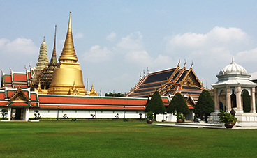 Cung-dien-Hoang-gia-Thai-Lan