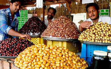 cho-nong-san-dates-markets-o-dubai