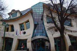 Ngôi nhà điên ở Đà Lạt